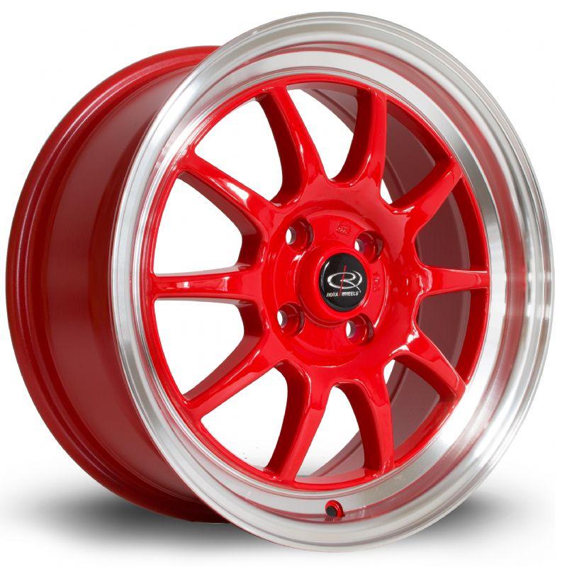 Wheel Outlet Exclusieve Lichtmetalen Velgen Rota Gt3